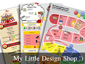 Design templates shop - MasterDiagram