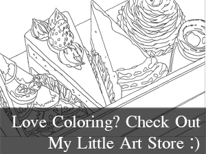 Love coloring? Check out my online art store!