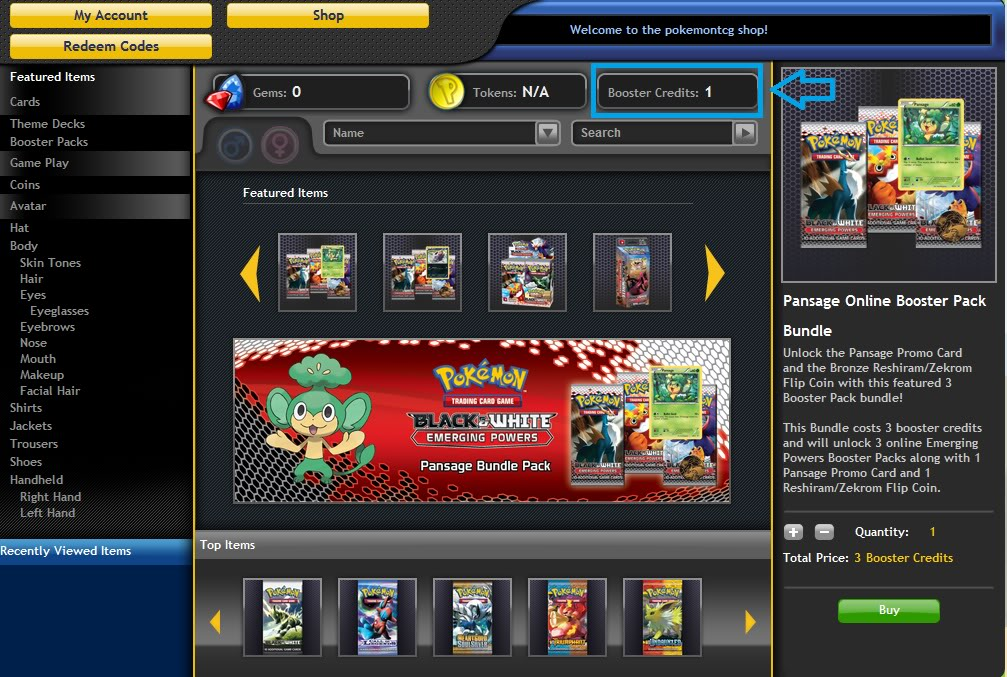 Pokemon TCG Online How to Redeem Booster Codes | GuideScroll