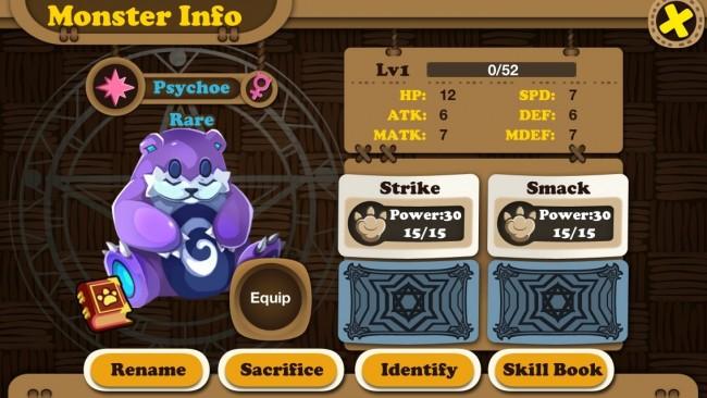 Haypi Monster Poe