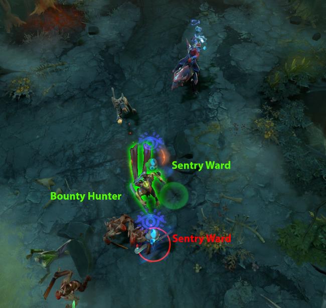 sentry ward