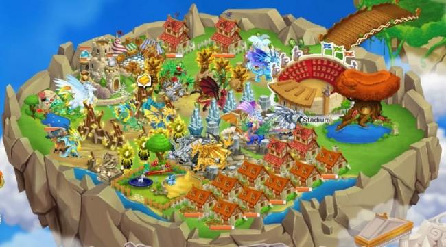 Island 1 - Version 2
