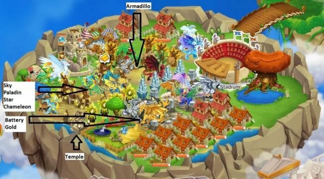Island 1 - Version 2b