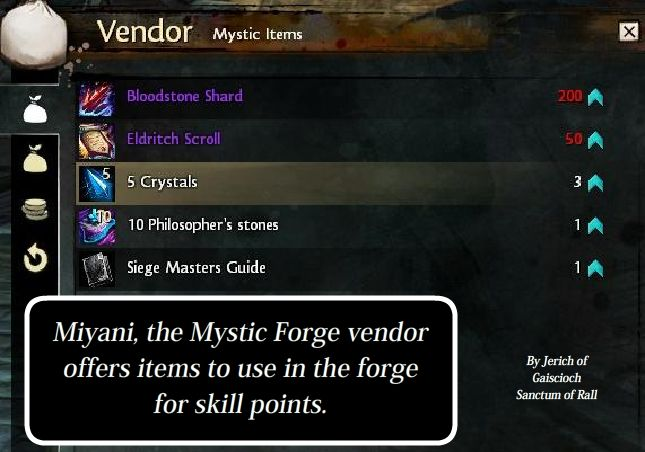 Mystic Forge Part 1