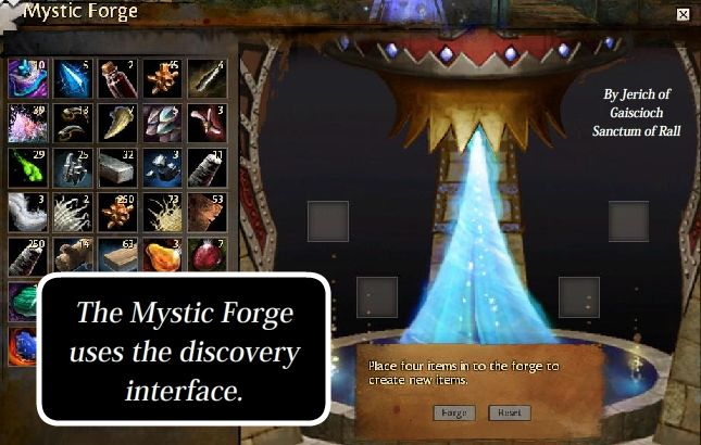 Mystic Forge Part 2