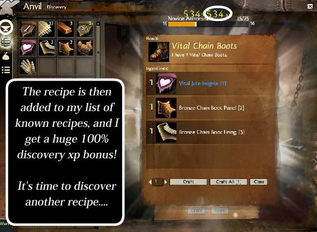Guild Wars 2 Crafting Complete Guide | GuideScroll