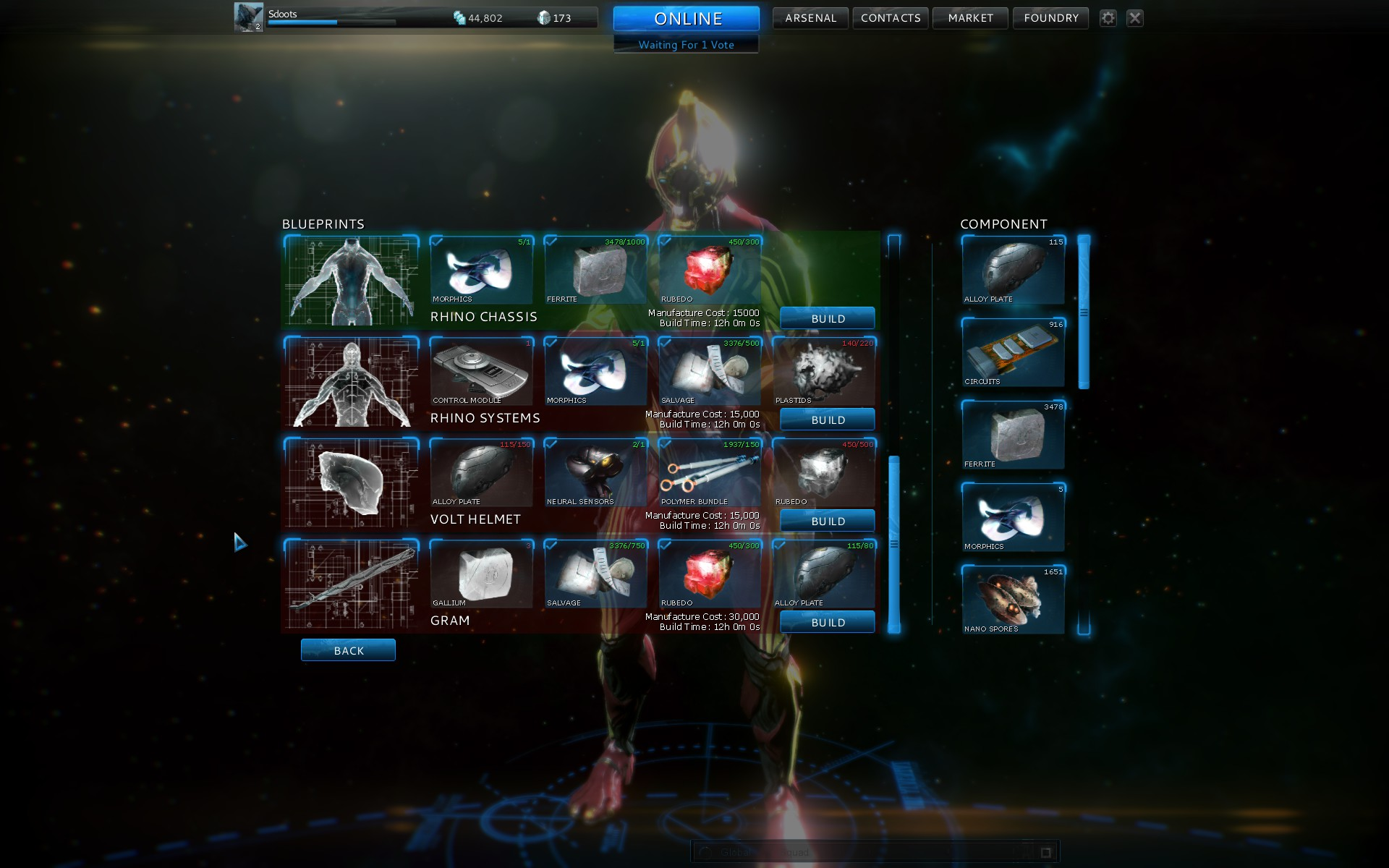 Warframe farming and progression guide guidescroll 230410screenshots2013 03 2600003 malvernweather Gallery
