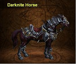 Darknite Horse