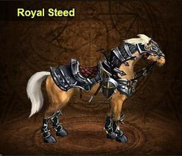Royal Steed