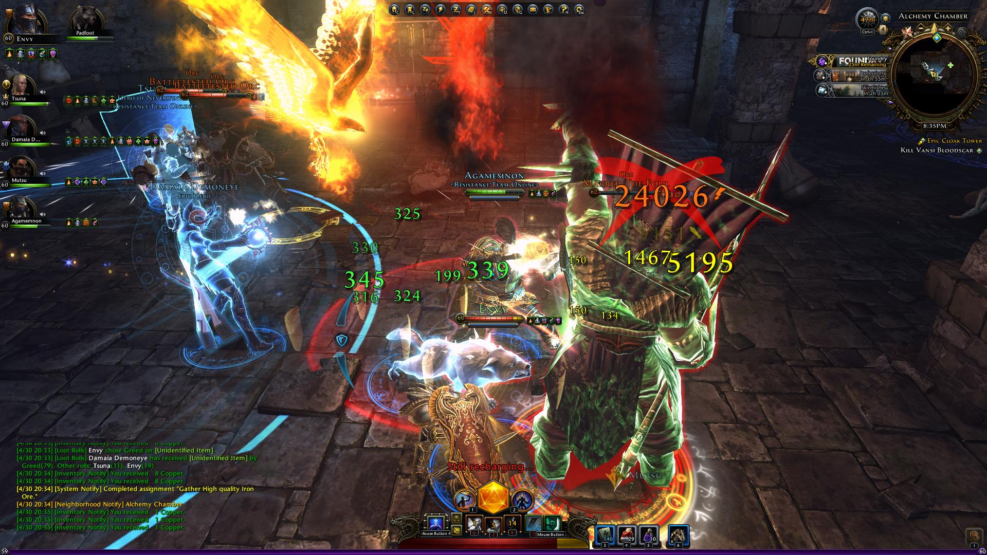 neverwinter guardian fighter dps guide guidescroll