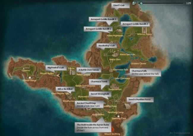 barka map