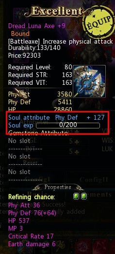 how to get soul weapon maplestory