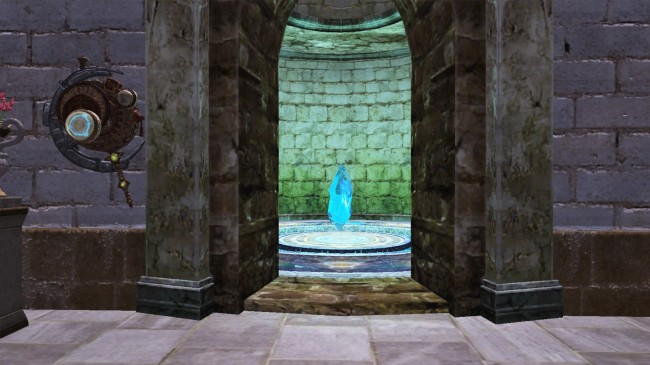 teleportation stone