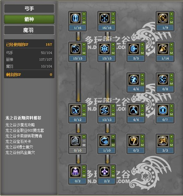 Dragon Nest CN Artillery PvE Build | GuideScroll