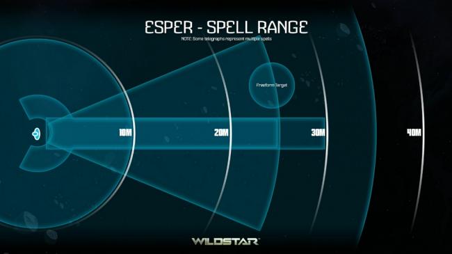 esper spell range