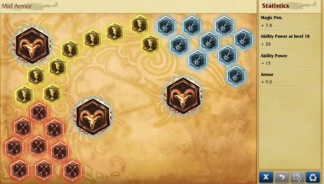 AP Mid vs AD Runes