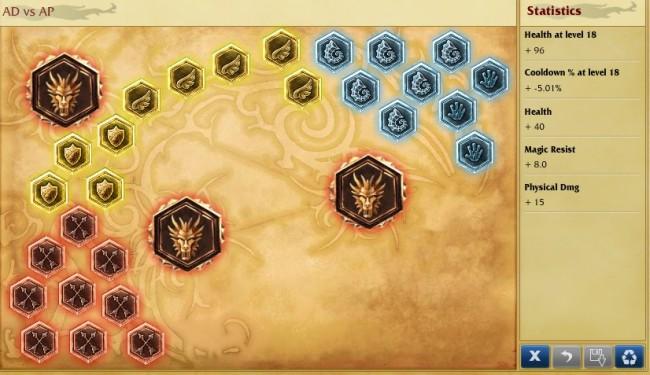 Heavy AD vs AP Top Runes