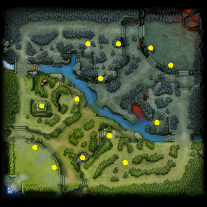 ward placements