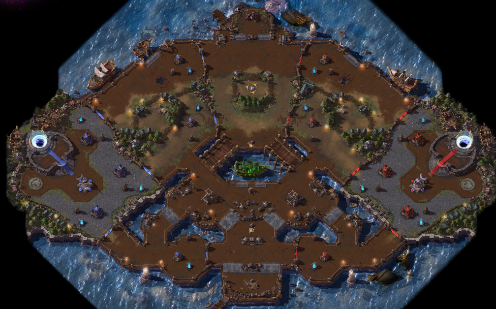 Heroes Of The Storm Blackhearts Bay Strategy