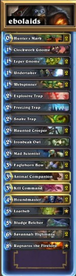 deathrattle hunter