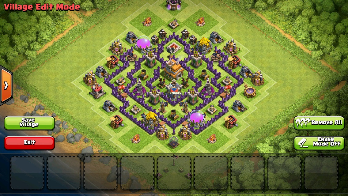 War base i just threw this together very quickly it isn t