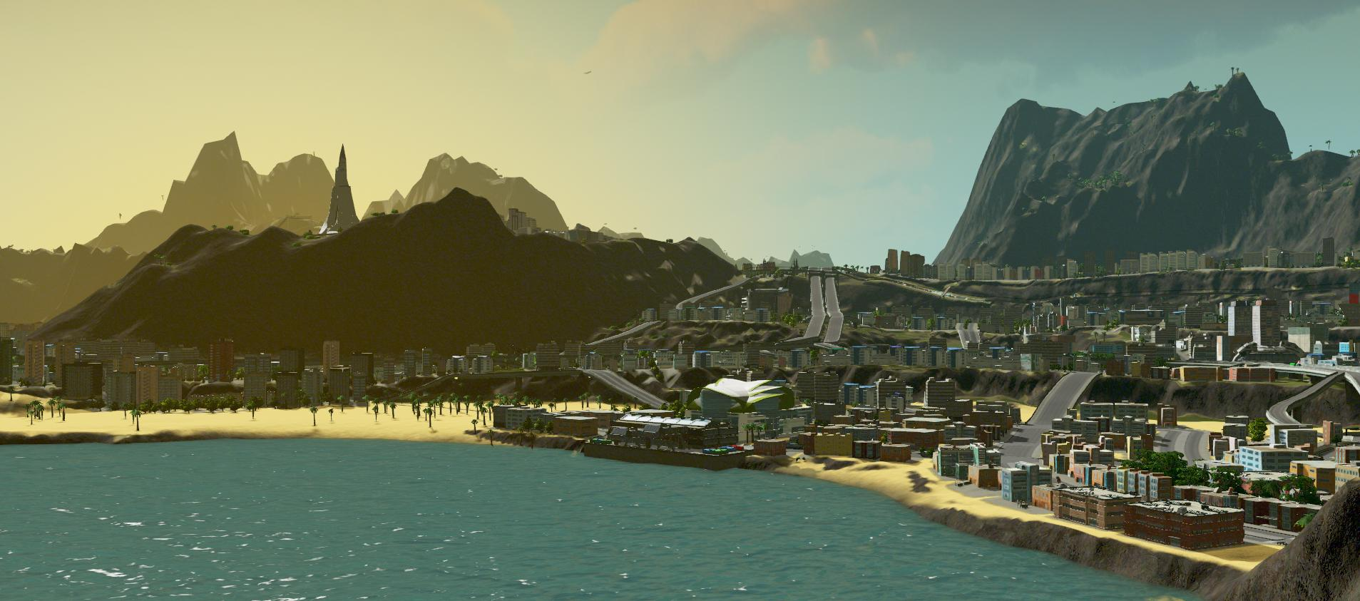 Cities Skylines Leveling Up Buildings