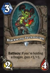 Blackwing Technician