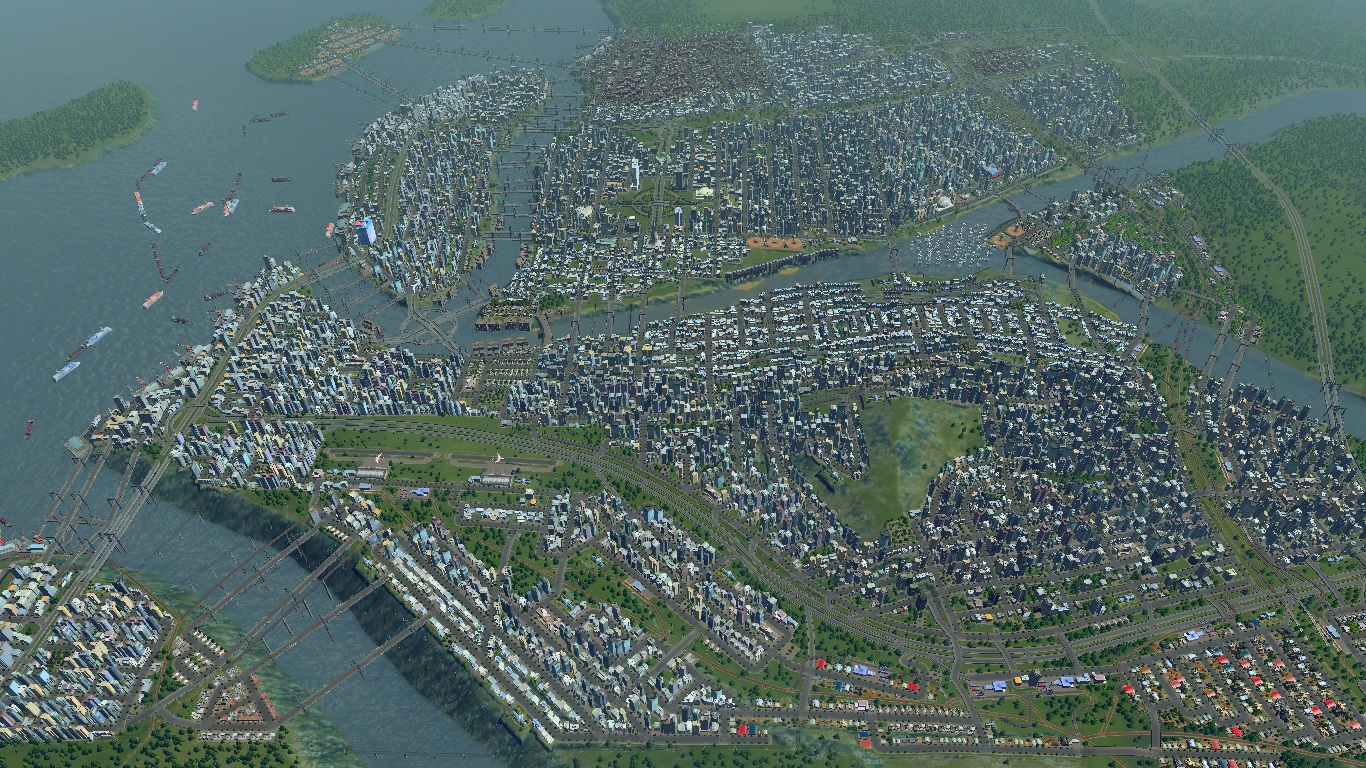 Cities Skylines Best Tax Rate