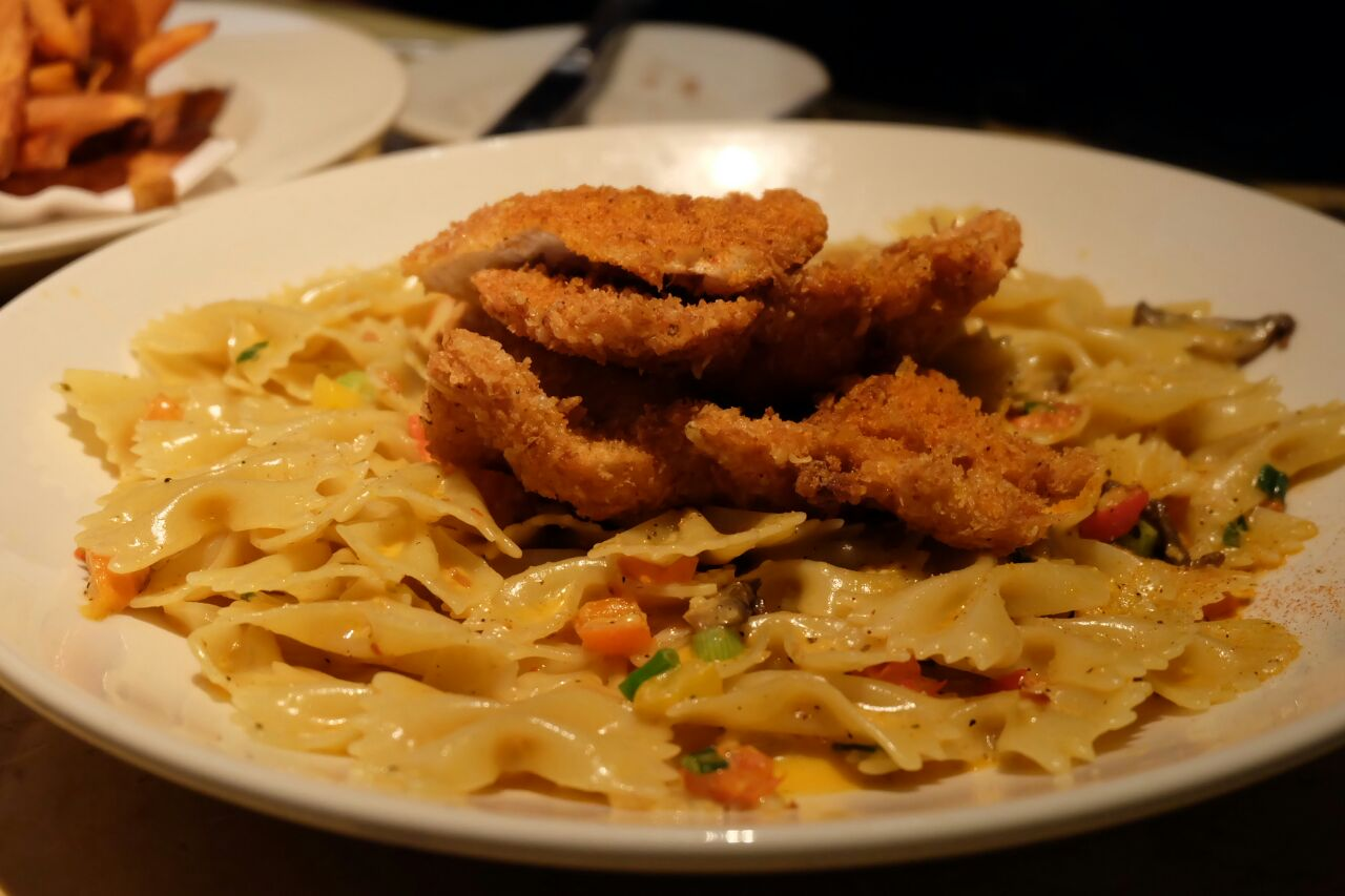 Cheesecake factory pasta