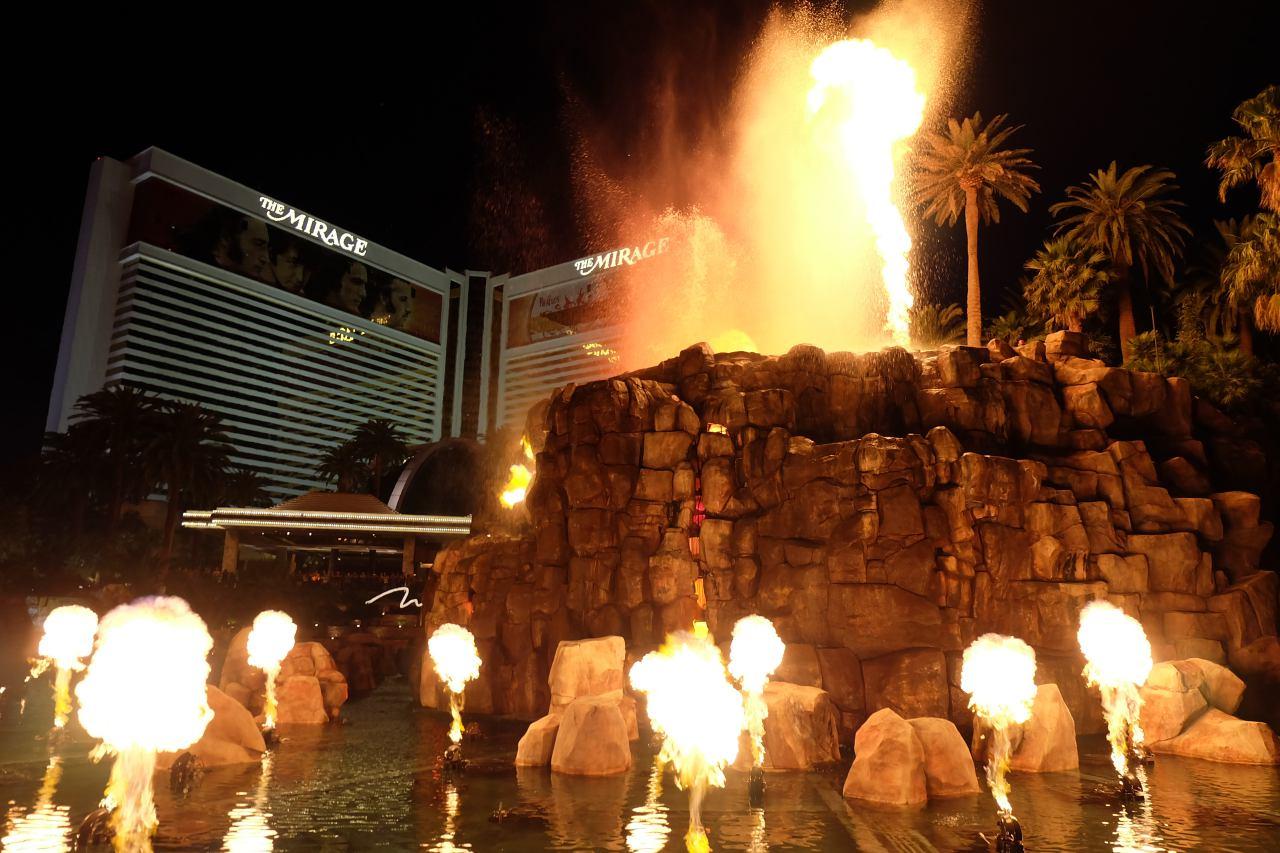 Las Vegas The Mirage