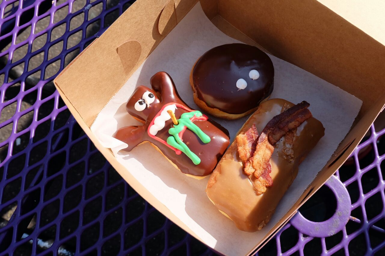 Portland Voodoo Doughnuts