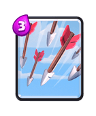 Clash Royale Arrows