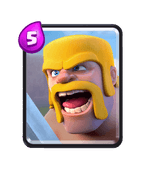 Clash Royale Barbarians