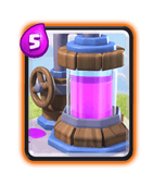 Clash Royale elixir collector