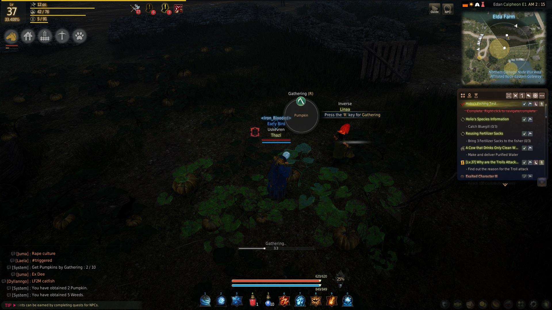 Black desert berserker weapon guide