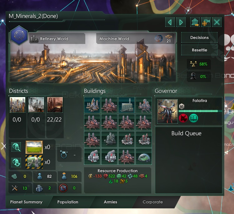 Stellaris Psionic Machines