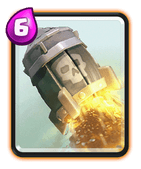 Clash Royale Rocket