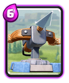 Clash Royale X-Bow